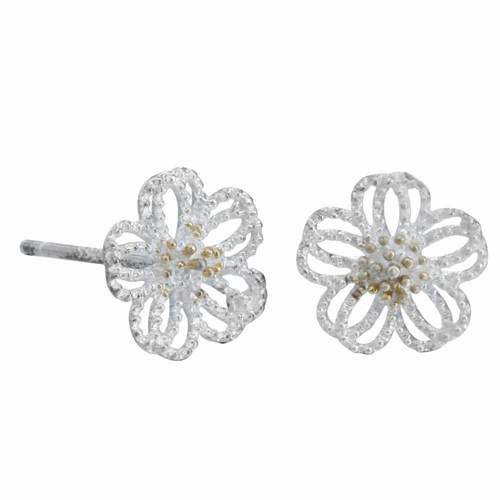 QIAMNI-925-Sterling-Silver-Trendy-Flower-Stud-Earring-for-Women-Girls-Statement-Pendant-Jewelry-Accessories-Christmas