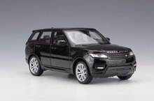 1:24 Welly Range Rover Sport SUV Diecast Metal Model Car New in Box