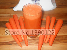 200 /bag juicy carrot seeds TIP TOP nantes 3 type carrot, Very sweet -contains high level of sugars Best for juice(China)