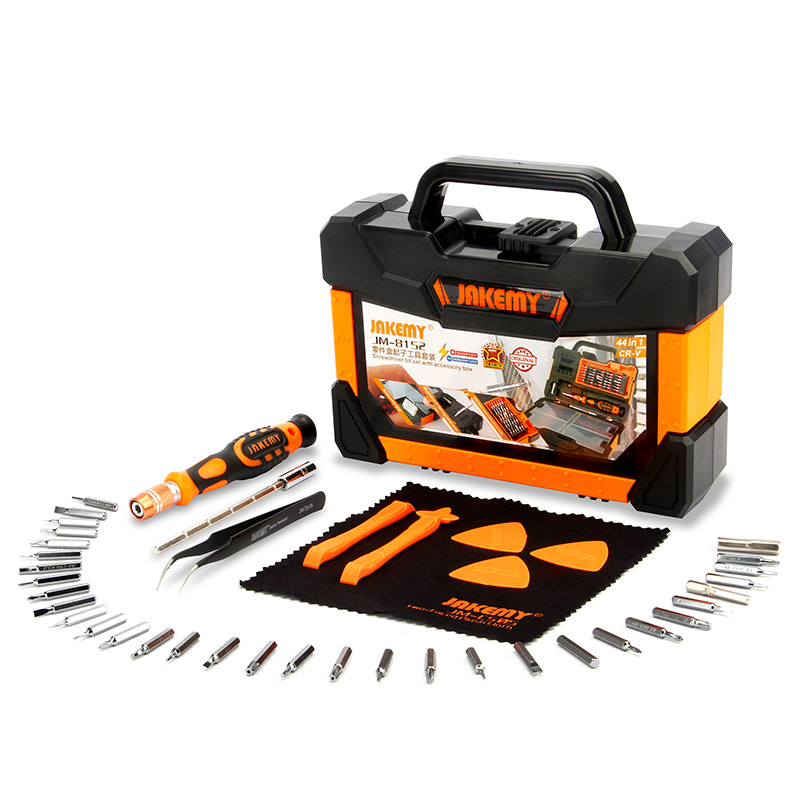 Screwdriver Set with Accessory Box (7)