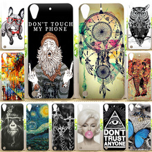 New Perfect Design Colored Paiting Back Cover Case For HTC Desire 530 / Desire 630 Phone Cases For HTC 630 530 Hot Selling