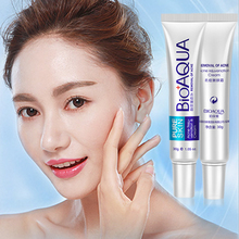 Bioaqua Acne Cream Acne Rosacea Age Spots Freckles removal anti bacterial reduce pigmentation Health products 30g