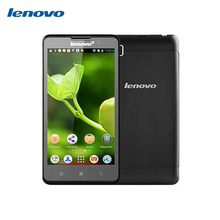 100% New Original Lenovo P780 5inch MTK6589 Quad Core 1.2GHz 8.0MP Bluetooth WIFI GPS 4000mAh multi-language Smart Android Phone(China)