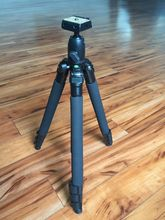 KT-8662A Protable Travel Camera Tripod Stand for Nikon Sony Canon DSLR Camera Aluminum