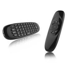 Zeepin TK668 C120 Fly Air Mouse Wireless TV BOX Keyboard 2.4G Rechargeable Remote Controller for Android Linux Windows Mac OS TV
