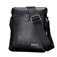 100% Genuine Leather men bags Business Fashion Men Messenger bag brand designer crossbody  men's Shoulder bag briefcase