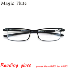 Free Shipping2017 New Arrival reading glass eyeglasses full frame women or men fashion eyewear metal front with pc temple R12615