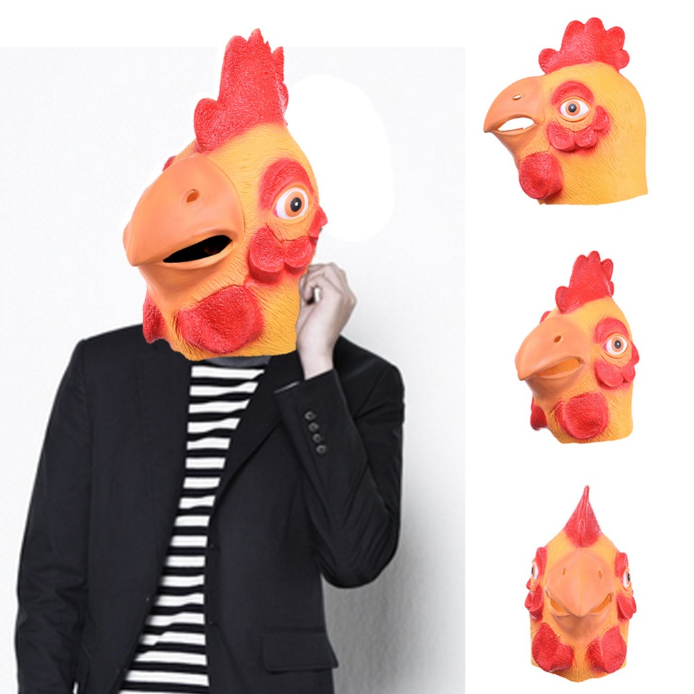 Chicken Halloween Mask Promotion-Shop for Promotional Chicken ...