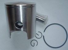 Piston kit and ring for Performances 75cc/80cc Minarelli AM6/Derbi engines scooter(China)
