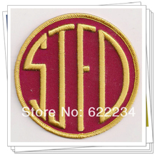 custom 3D embroidery patch  custom embroidery patch company logo