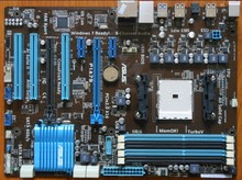 original motherboard ASUS F1A75 DDR3 Socket FM1 A75 Desktop motherborad(China)