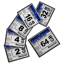Quality Compact Flash CF Memory Card 64GB 32GB 16GB 8GB 4GB 2GB Full Capacity T-Flash Memory Card Flash Card