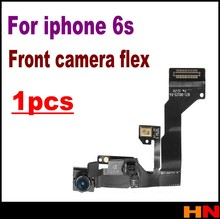 1pcs repair parts For iphone 6S Proximity Sensor with Front Camera Flex Cable(China)