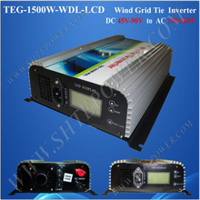 grid connect inverter 45v-90v 1500w dc to ac 190v-260v pure sine wave(China)