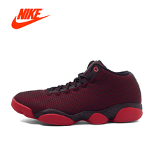 Intersport Official Arrival NIKE Men's Basketball Shoes Sneakers men non slip shoes jordan sneaker Breathable Genuine(China)