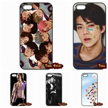 For Apple iPhone 4 4S 5 5C SE 6 6S 7 Plus 4.7 5.5 iPod Touch 4 5 6 xiumin EXO south korean band Logo Cases Cover