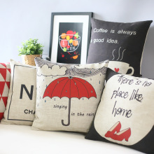 Miss England art Pillow s,Simple  Lovely personality Red Pillow Cushion , Pillow home decoration sofa cushions