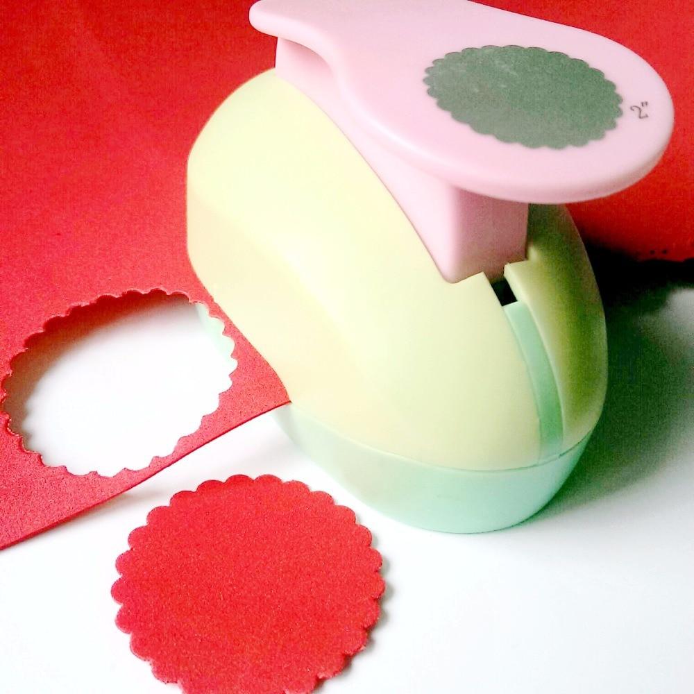 2pcslot Scrapbook Punches Diy Craft Paper Eva Cutter Shaper