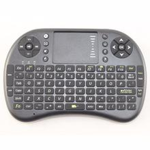 Mini Wireless Keyboard 2.4GHz English Air Mouse Keyboard Remote Control Touchpad For Android TV Box Notebook HTPC PC Tablet Pc