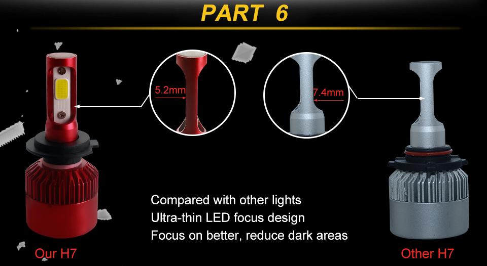 car lamp led cob bulb light  (11)