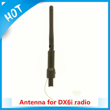 Radio Control Helicopter Spare Parts 2.4GHz DX6I RC Transmitter Antenna Support Accessories for Crystal Radio Accessories(China)