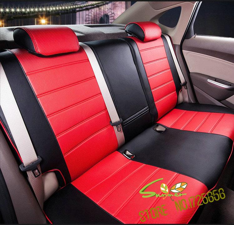 SU-PEABL004 car leather seats (1)
