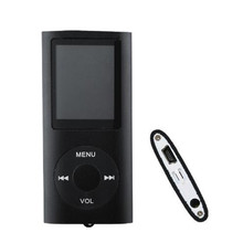 1.8 inch support 32GB TF-card mp3 player Music playing 4th gen with fm radio video player E-book mp3 music players player