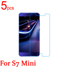 Buy 5pcs Ultra Clear Glossy/Matte/Nano Anti-Explosion LCD Screen Protector Film Cover Elephone S7 Mini MTK6737T Protective Film for $1.25 in AliExpress store