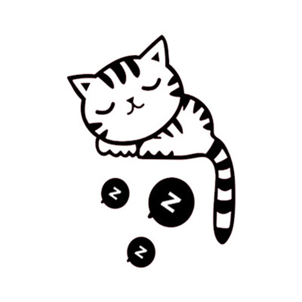 HTB158N o8DH8KJjSszcq6zDTFXaK - DIY Cute Cat Panda Switch Sticker
