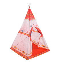 Buy Kids Teepee Tent Tipi Tent Kids Printing Children Play House Toys Kids Tent Baby Room Children Teepees Children for $23.26 in AliExpress store