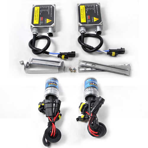 HID Xenon kit Yellow light H10 3000K Conversion 12V 35W Replacement Bulbs Light [C510]<br>