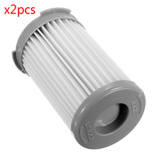 2pcs hepa filter vacuum cleaner electrolux ZS203 ZT17635/Z1300-213 Replacement Parts(China)
