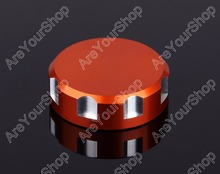 Areyourshop Sale Rear Brake Fluid Reservoir Cap fit for KTM RC8 1190/R 2008-2011 for KTM 990 DUKE 2007-2011(China)