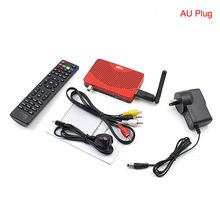 New 1080P DVB-S2 DVB-S Digital Satellite Mini Size Receiver Tuner Wifi IKS Internet Cccam Vu Key Set Top Box(China)
