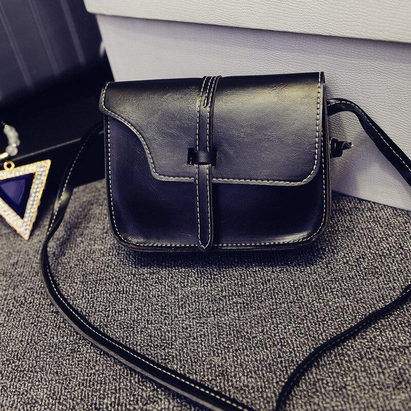 2017 Fashion Women Messenger Hobo Bag Handbag Shoulder Bag Leather Satchel Purse Tote High Quality Free Shipping N570<br><br>Aliexpress