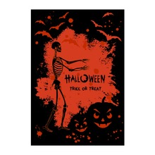 Halloween Garden Flags Treack Or Treat Designed With Double Sided Decorative Outdoor And  Banner Indoor Home Flag