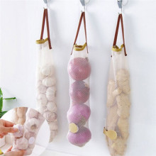 Creative Furnishing Hollow Breathable Hanging Storage Bag Garlic Onion Jul19 Professional Factory price Drop Shipping