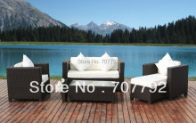 2016 elegant sofa set outdoor wicker furniture elegant love seat set