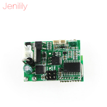 MJX F45 F645 2.4G 4 channels R/C helicopter spare parts F45-019 2.4g new receiver/pcb board/main board(the newest)/Free shipping(China)