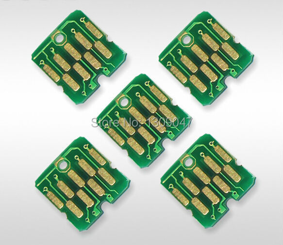 New one time chip for EPSON SureColor F6070/F7070/F7000<br>
