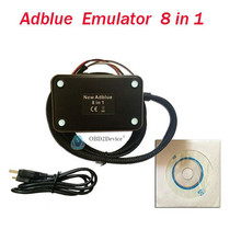 New Arrival AdBlue Emulator with NOx sensor adblue emulator 8 in 1 for for d and other 7 kinds truck more sets get discount