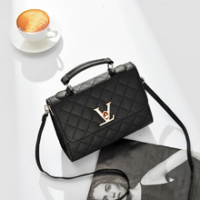 Buy Handbags Woman Small V Style Saddle Louis Designer 2018 Fashion Luxury Handbags Crossbody Women Famous Brands Messenger Bags for $8.98 in AliExpress store