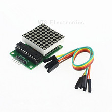 1MAX7219 Dot Led Matrix Module MCU LED Display Control Kit Arduino - ShenZhen MTS Electronic Co ,.Limited store