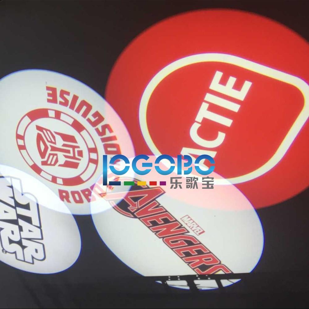 New Logo Recessed gobo light TE-Luca-30-14