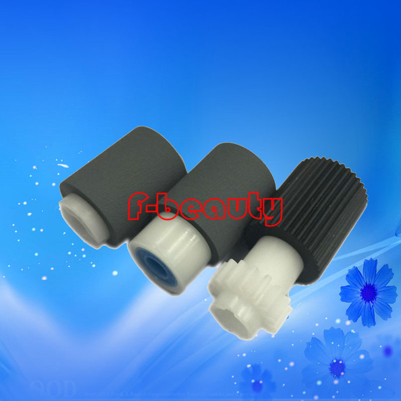 High Quality New Original Paper Pick Up Roller Compatible For Kyocera 180 221 1620 1635 2540 3035 5050 300i (one set/3pcs)<br><br>Aliexpress