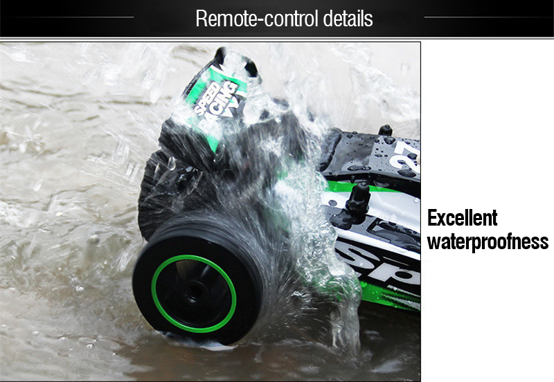 120 Off Road Remote Control Car 2.4G 2WD RC Car Radio Controlled Toys  RC Electric Car Off Road Truck Boy Cool Gifts (12)