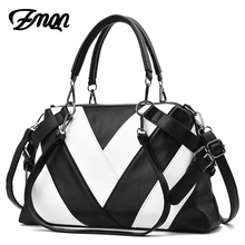 Buy ZMQN Women Bags High Capacity Leather Handbags Mature Female Shoulder Bags Womens Famous Brands Designer Handbags A857 for $25.49 in AliExpress store