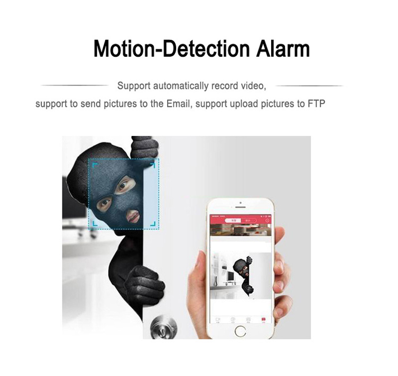 6 Motion-Detection Alarm