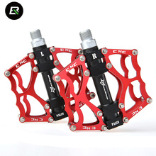 Buy Rocbkros Bicycle Pedal Ultralight MTB Road Bike Pedals Aluminum Alloy Mountain Bike Pedal Seald Bearing BMX Pedal Cycling Parts for $25.99 in AliExpress store