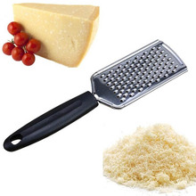 HOT Stainless Steel Cheese Butter Grater Slicer lemon Citrus Zester Tool kitchen accessories cozinha cooking tools Pastry Tool